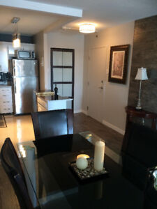 Condo 2 rooms all furnished in Saint-Lambert