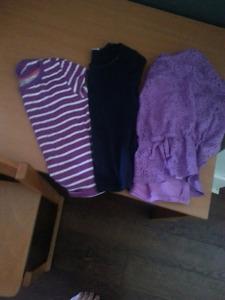 Girls  size 6  shirts