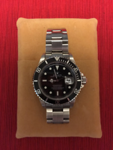 2008 Rolex Submariner 16610 Oyster Perpetual Date SS