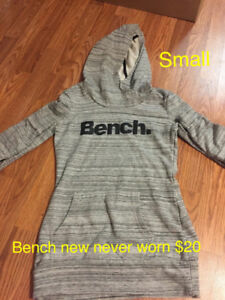 New  Bench Sweater