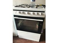 Amica gas cooker