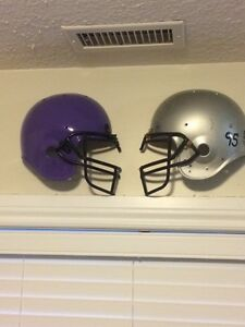 ISO football helmets