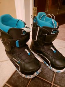 Burton zipline advised snowboard boots