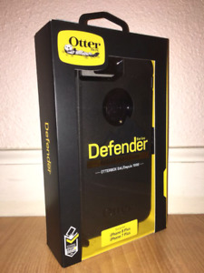 iPhone 7 and 8 in the box OtterBox defender Case