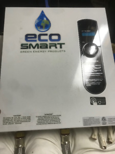 ECO Smart Tankless Electric Water Heater, 3 Years Old