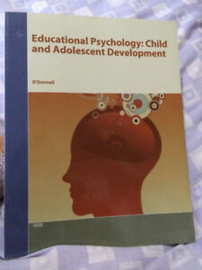 Educational Psychology: Child and Adolescent Development