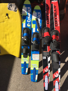 Connelly Water Skiis - Adult and Junior - $200 Both Pairs OBO