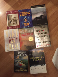 Large Selection of Books for Sale.$2.00 and Up