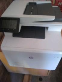 HP Colour laserjet printer MFP M477 fnw