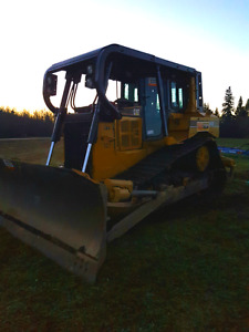 Used D6R XW system one undercarriage for sale