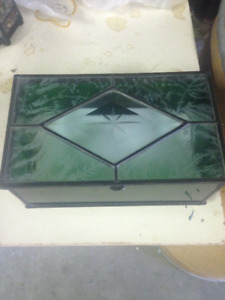 Stained Glass Jewellery Boxes