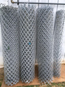 Galv Chain Link Fence