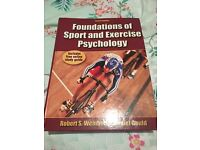 Foundations of Sport and Exercise Psychology (book)
