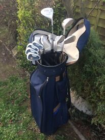 **REDUCED **Golf clubs for sale