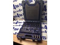 TOOL BOX 100 PIECE BLUE POINT SNAP ON BRAND NEW TOOL KIT