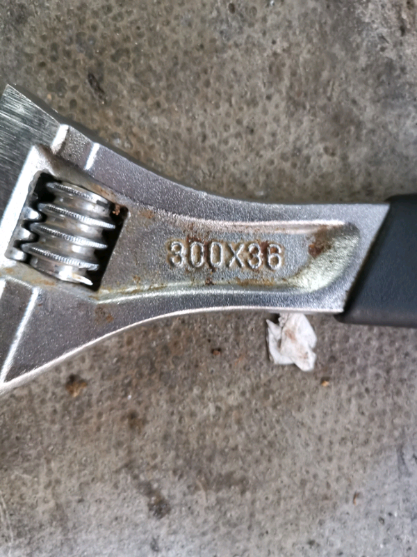 Ajustable spanner | in Bishop Auckland, County Durham | Gumtree