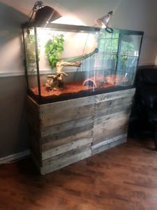 70 gallons tank  (reptile or fish)