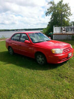 2005 Hyundai Accent Other