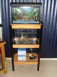 AQUARIUM UTILITY STAND – MULTI PURPOSE – HAND MADE