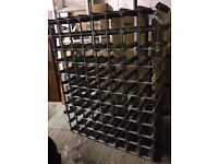 88 Bottle Wine Rack