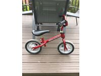 Outdoor bike and scooter bundle