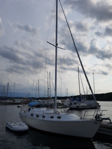 Selling Sailboat- Need $$$ For Breast Cancer