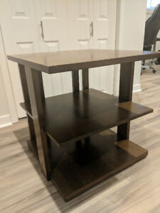 Coffee Table / side table brown Gluckstein