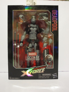 "Marvel Legends 12"" Deadpool X-Force new in box"