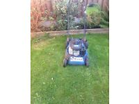 Honda lawnmower for sale spares or repair