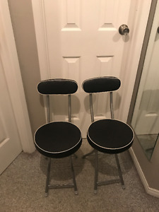 Folding Chair with Back Support
