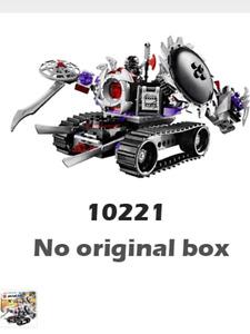 New Lego ninja thunder swordsman