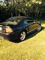 Mustang a vendre ou echanger