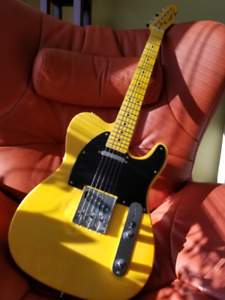 guitar fender telecaster made in china