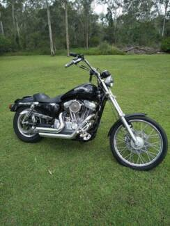 2007 Harley Davidson Sportster 883