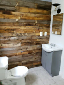 Beautiful one bedrooms, clean, newly renovated. $850 plus