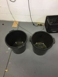 Two pots for growing plants  Windsor Region Ontario image 1