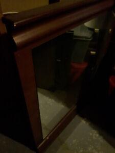 Dresser Mirror Good Condition 3.9ftx3.4ft