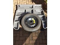 Ford Mondeo MK4 Boot riser, spare wheel and carpet