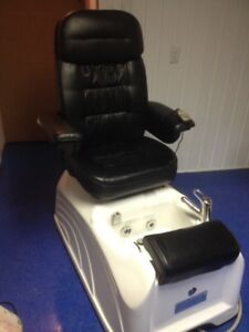Foot SPA and massage chair