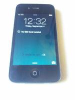 Apple iPhone 4 32G - FACTORY UNLOCKED DEVEROUILLER