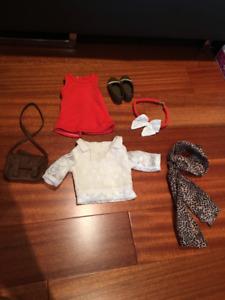 Journey Girls 4 ensembles accessoires de mode