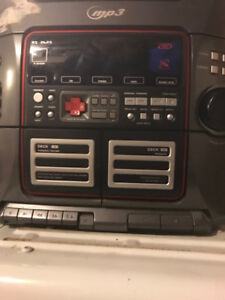 MP3 CD stereo RCA