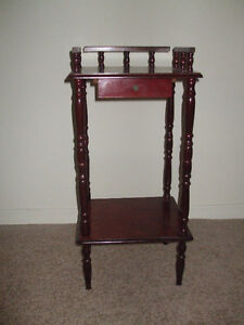 Small but Tall table