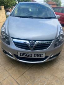Vauxhall corsa 1.4 sxi 5 door