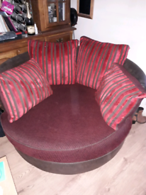 Dfs large cuddle chair