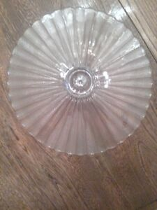 Glass Cake Plate, Baby Safety Gate, Frames, Candle stand, Etc. West Island Greater Montréal image 2
