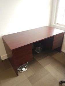 Desk — great for home, office, students! $150 OBO.