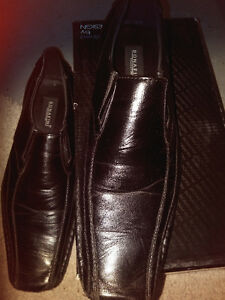 Bonafini black shoes Kitchener / Waterloo Kitchener Area image 1