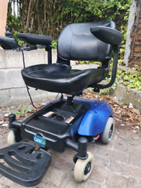 Care Co Electric Power Wheelchair
