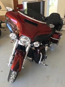 2014 Harley Davidson CVO Limited